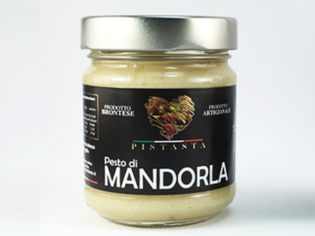 Pesto alle mandorle siciliane