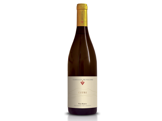 Ciuri vino bianco