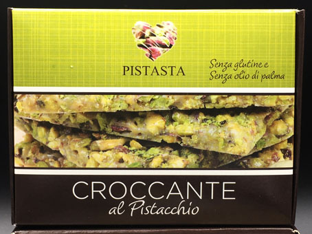 Croccantino al pistacchio