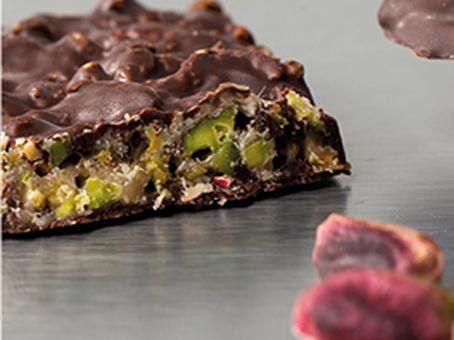 Pistacchio e cioccolato