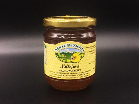 Millefiori Sicilian Honey