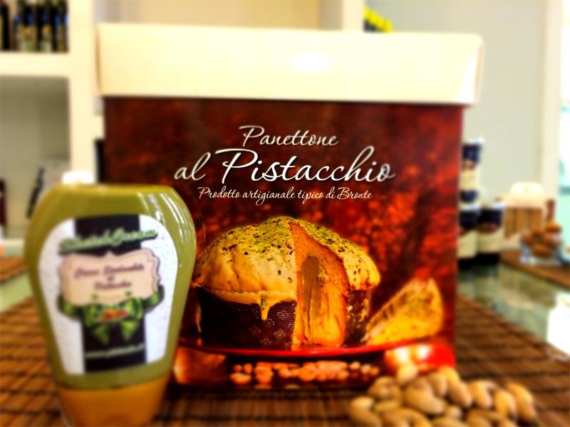 Panettone Artigianale al pistacchio