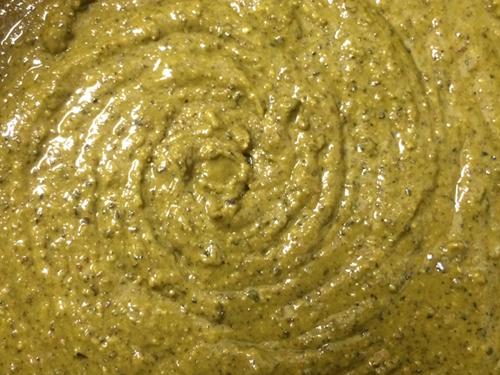 Raw Sicilian Pistachio Paste