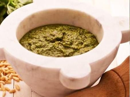 Patè di olive verdi dell'Etna
