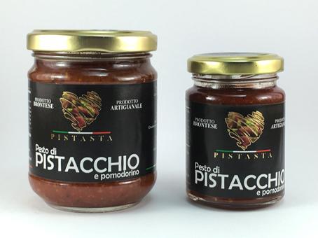 Pesto di Pistacchio e Pomodorino