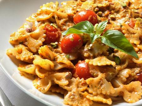 Pistazien-Tomaten-Pesto