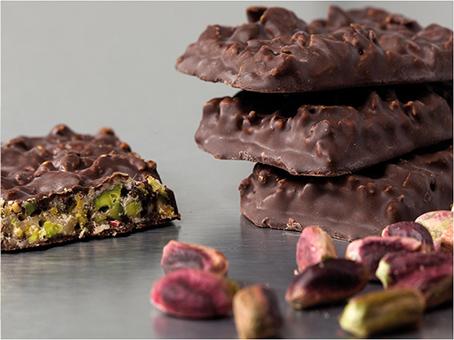 Pistachio and Chocolate