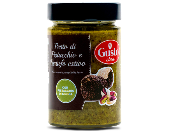Pesto di Pistacchio e Tartufo