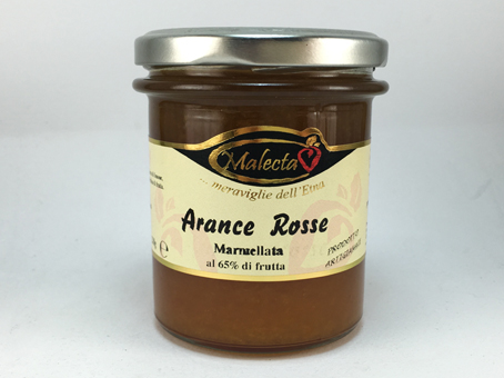 Red Orange Marmalade