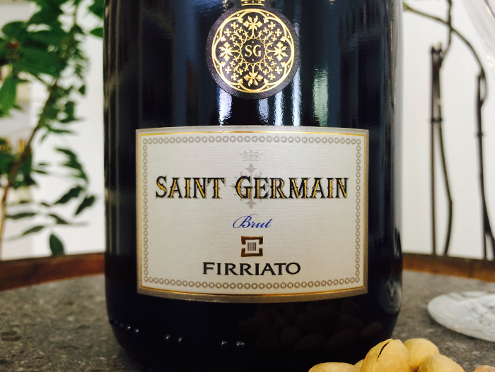 Saint Germain vino spumante Brut