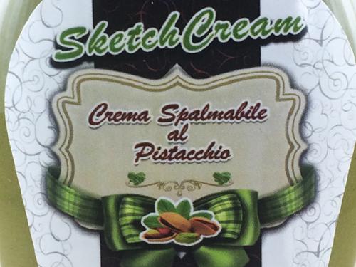 Pistachio Sketch Cream
