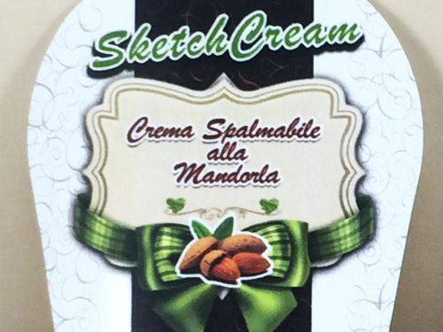 Almonds Sketch Cream