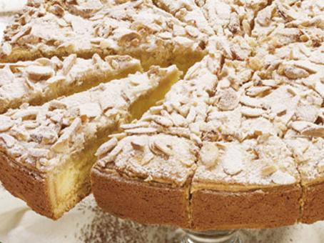 Sicilian almonds cake