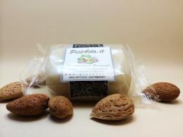 Almond milk dough