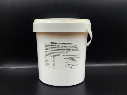 Crema Mandorle per farciture kg 1