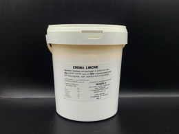 crema limone per farciture kg 1