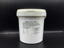 Crema Pistacchio per farciture kg 1