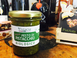 Pesto di Pistacchio Vegan Biologico