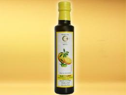 Zitronen Infundiertes Natives Olivenöl Extra